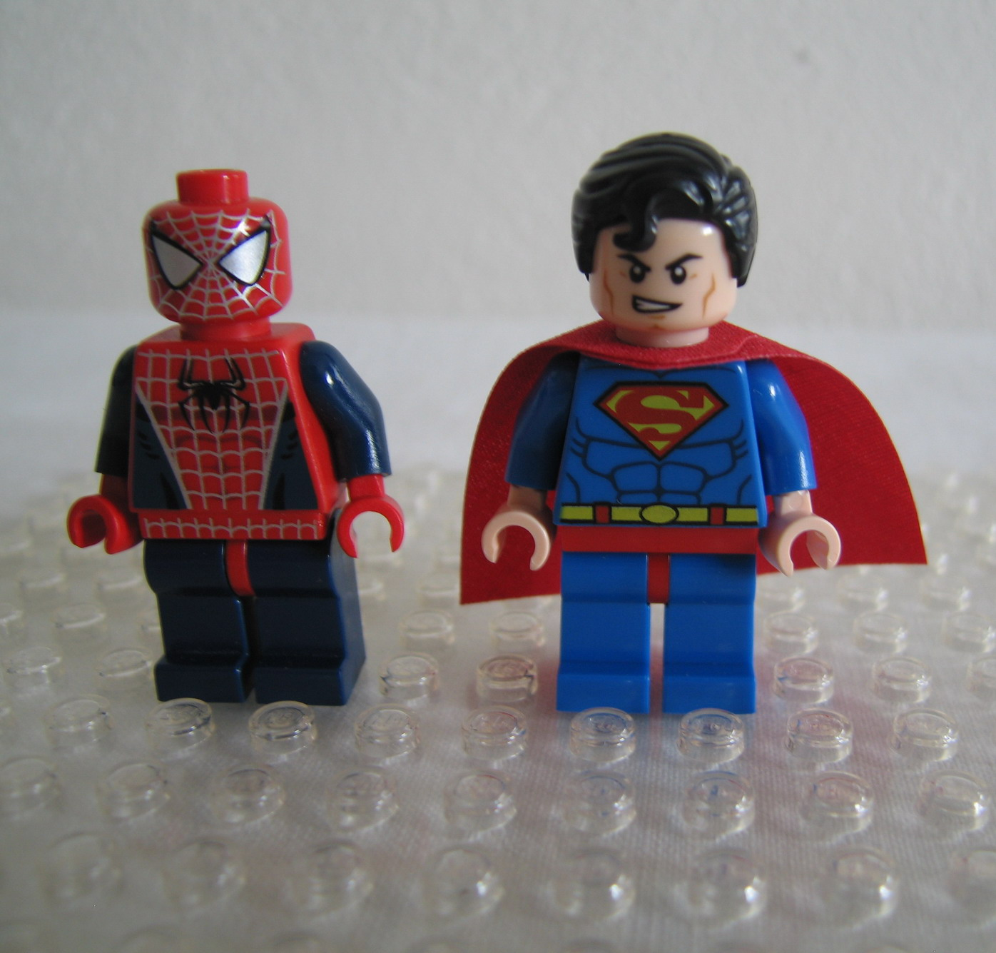 spidy superman