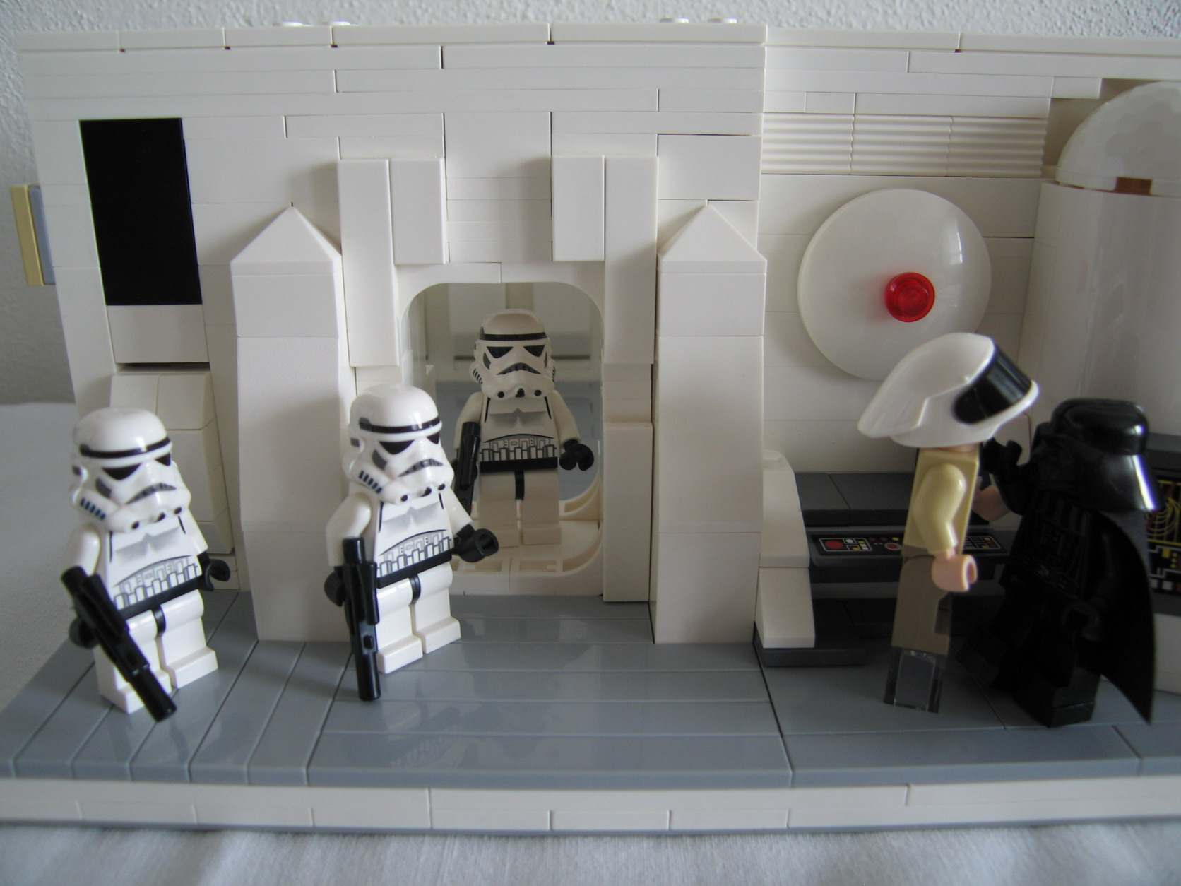 Darth Vader: If this is a consular ship, where is the ambassador?